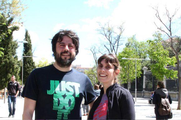 JUANJO Y MARÍA