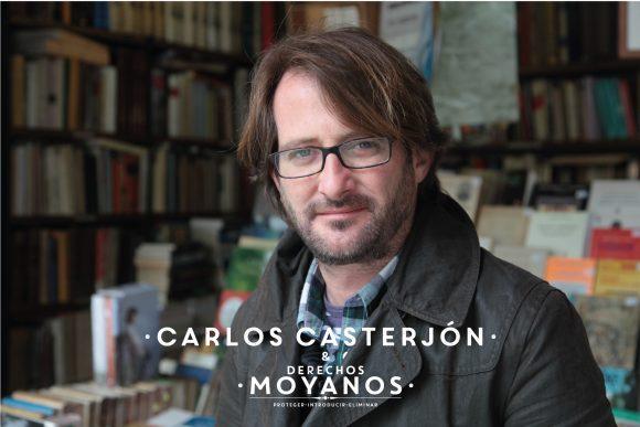 CASETA 17. CARLOS CASTREJÓN