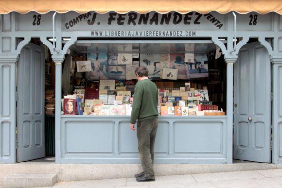 CASETA 28. JAVIER FERNÁNDEZ