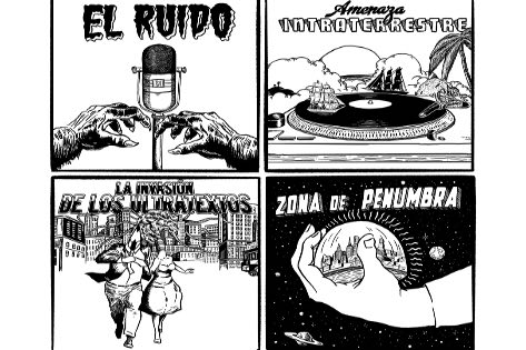 RELATOS SONOROS EN EL MAYO DE MOYANO